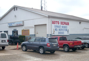 Padgetts Auto Repair Maryland