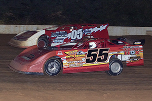 Padgetts Modified Dirt Racing